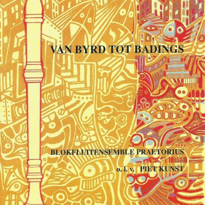Voorkant CD Byrd